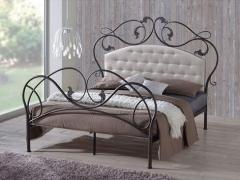 Кованая кровать № 1