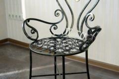 Кованые стулья № 25