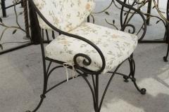 Кованые стулья № 26