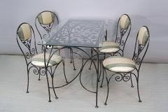 Кованые стулья № 3