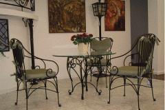 Кованые стулья № 32