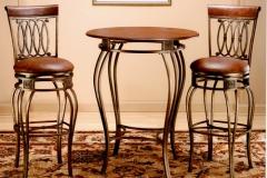 Кованые стулья № 1